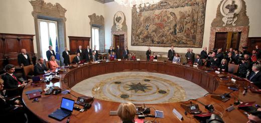 Governo: primo Consiglio Ministri presieduto da Renzi